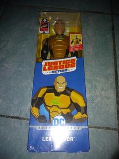 Justice League Action Figura Lex Luthor Articulado 12 Inch