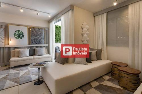 Apartamento À Venda, 58 M² Por R$ 461.110,00 - Interlagos - São Paulo/sp - Ap30098