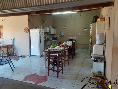 Casa Sao Francisco, Ca00395, Catanduva, Joao Miguel Corretor De Imoveis, Venda De Imoveis - Ca00395 - 68314748