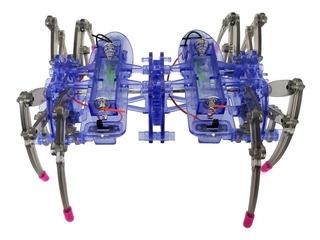 Robot Araña Compatible Con Arduino