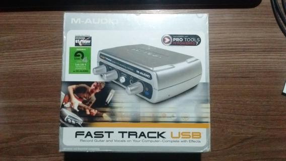 M-audio Fast Track Usb - Interface De Audio