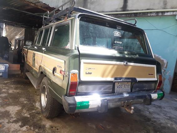 Gran Wagoneer 86