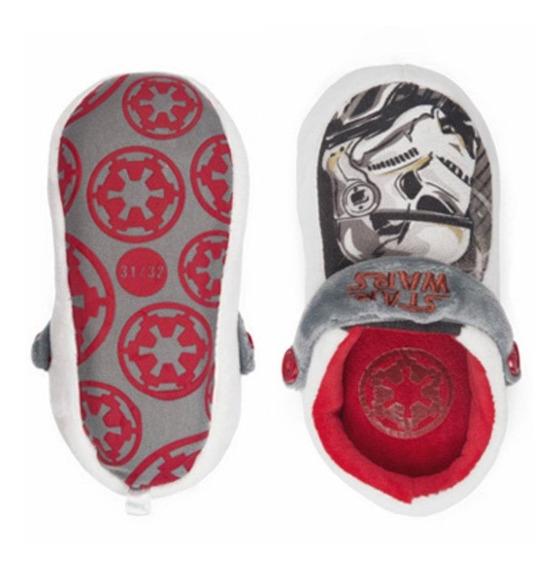 Pantufa Kick Infantil Star Wars Stormtrooper