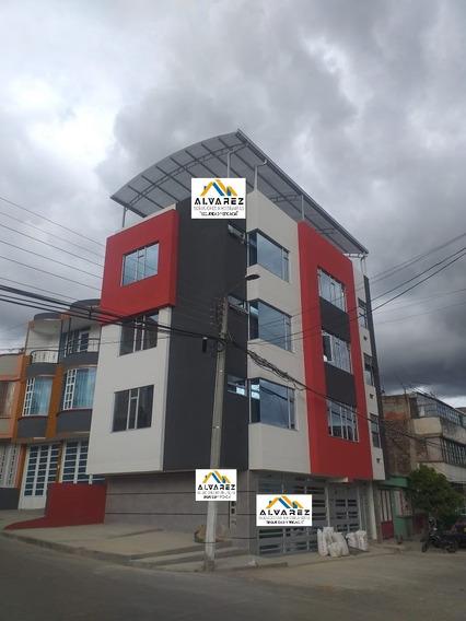 Apartamento En Venta Sector Salesianoduitama.