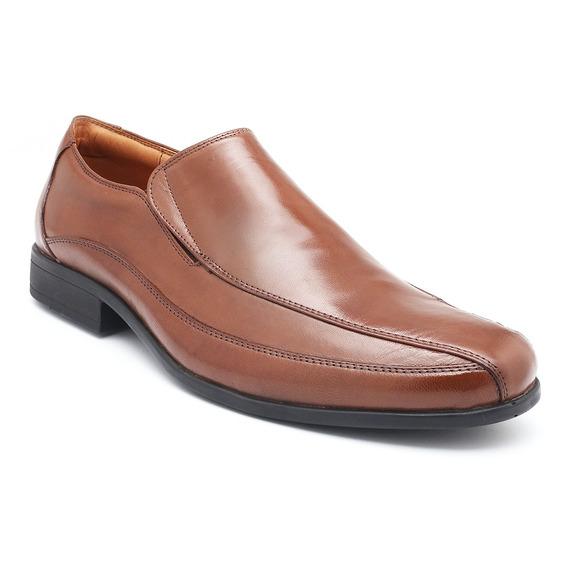 Sapato Opananken Couro Mestiço Capuccino 57109