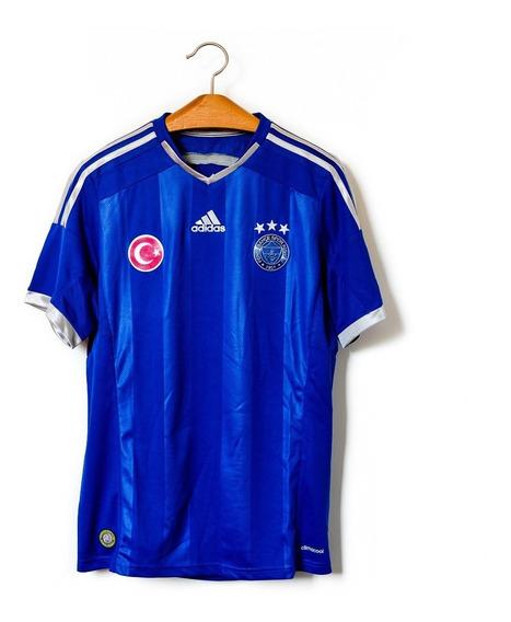 Camisa De Futebol Masculino Fenerbahçe 2014/15 adidas H78979