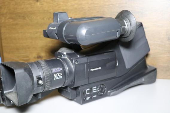 Filmadora Panasonic Ag-dvc20p Usada Com Defeito