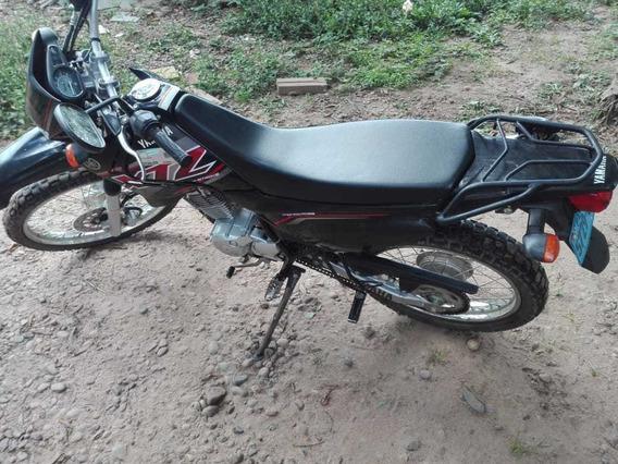 Yamaha Xtz 125 Negra