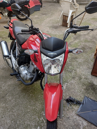 Imagem 1 de 4 de Honda Fan160