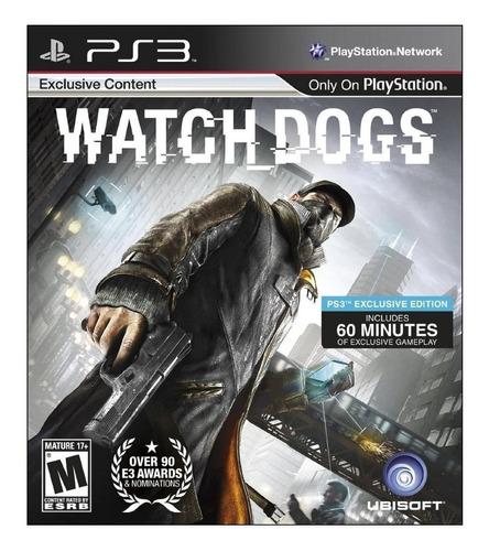 Watch Dogs  Digital PS3 Ubisoft
