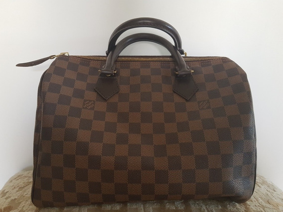 Louis Vuitton Original Modelo Speedy