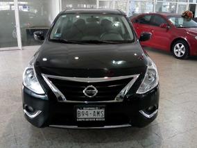 Nissan Versa 1.6 Drive Automatico Electrico Todo Pagado