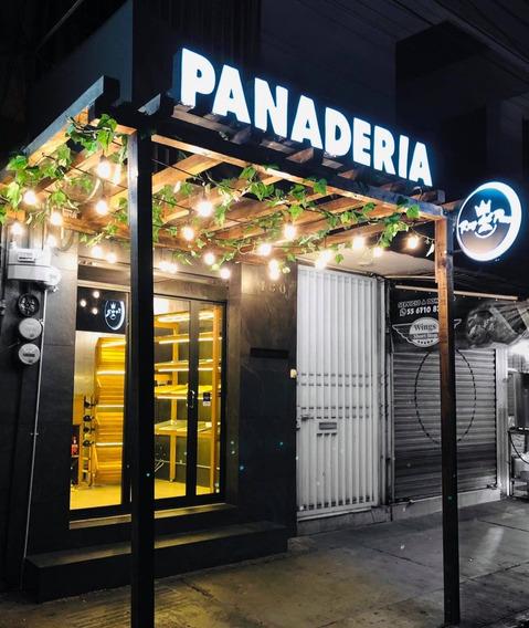 Se Traspasa Panaderia. Excelente Colonia Y Calle
