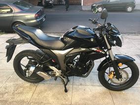Suzuki- Gixxer- 150 (2017) 13.000 Km