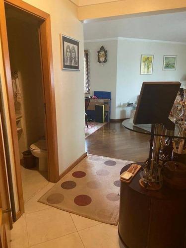 Apartamento Com 4 Dormitórios À Venda, 173 M² Por R$ 1.790.000 - Perdizes - São Paulo/sp - Ap1129