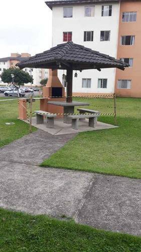 Imagem 1 de 15 de Apartamento Para Venda Em São José Dos Pinhais, Ina, 3 Dormitórios, 1 Banheiro, 1 Vaga - 88_2-1231229