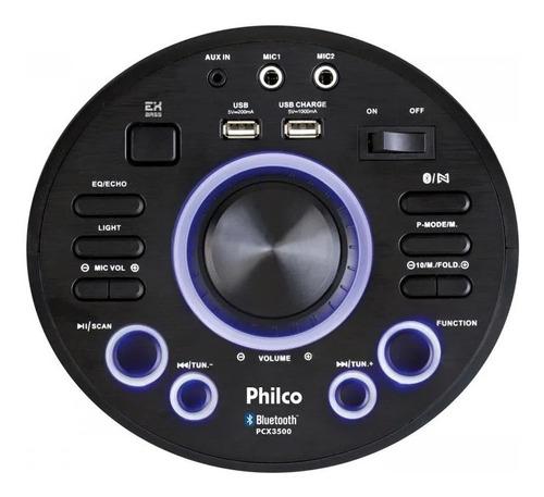 Caixa De Som Philco Pcx3500