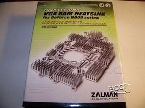 Zalman Vga Ram Heatsink - Zm-rhs88