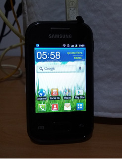 Celular Samsung Pocket Gt S5300b