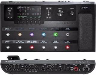 Line 6 Helix Pedal Procesador De Guitarra Multi-efectos