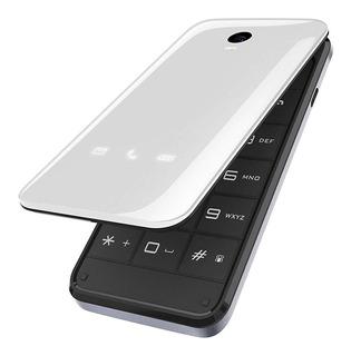 BLU Diva Flip Dual SIM 32 MB Branco 24 MB RAM