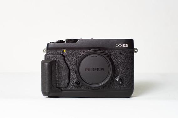 Camera Fuji Xe2 Mirrorless Corpo Seminova Fujifilm Xe-2