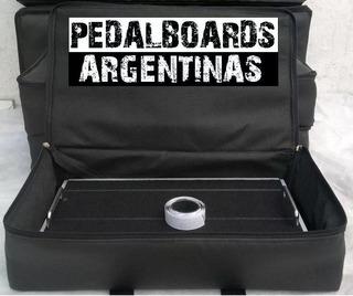 Pedalboard - Plataforma De Fx -45x27 Con Estuche