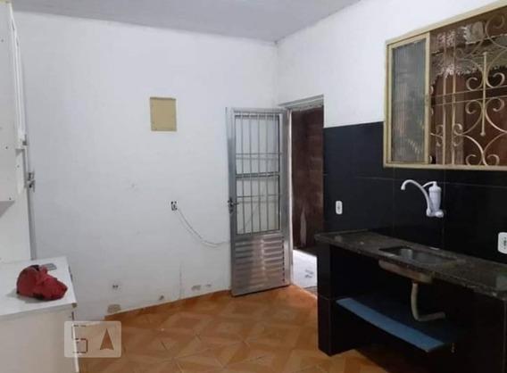 Casa Para Aluguel - Centro, 1 Quarto, 60 - 893072267