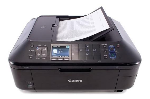 Impressora Canon Pixma Mx882 Wireless Office All-in-one Inkj