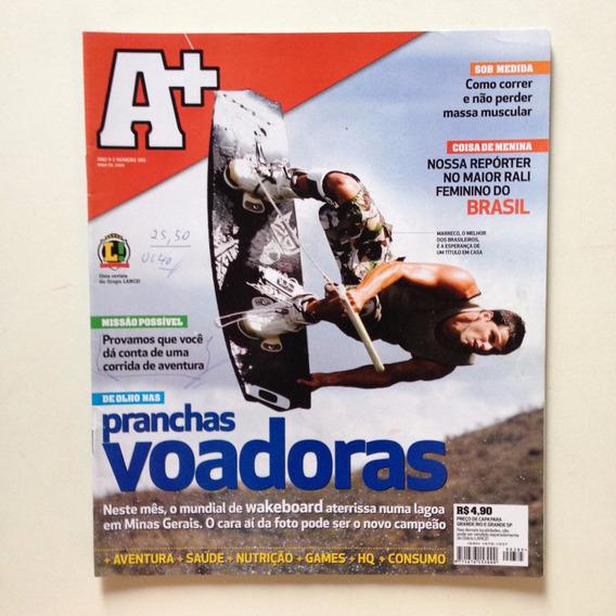 Revista A+ Aventura Pranchas Voadoras Marreco Nº385 F351