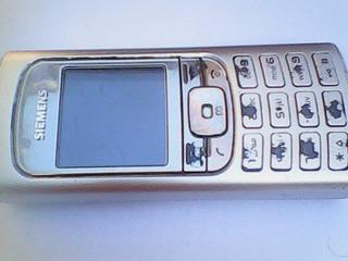 Celular Siemens A31 Original-desbloqueado-leia O Anuncio