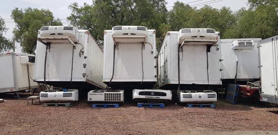 Cajas Refrigeradas Para Torton 7.50 Mts De Largo 12 Tarimas