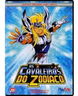 Os Cavaleiros Do Zodíaco Ep. 7,8,9,10 - Dvd