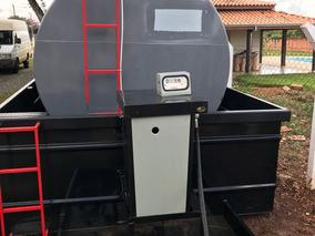 Tanque Aéreo P/ Combus. C/ Caixa De Contenção 10 Mil L 2015