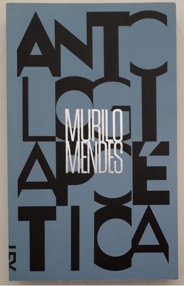 Antologia Poética - Murilo Mendes