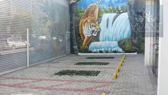 Galpão Comercial Para Locação, Centro, Suzano. - Ga0004