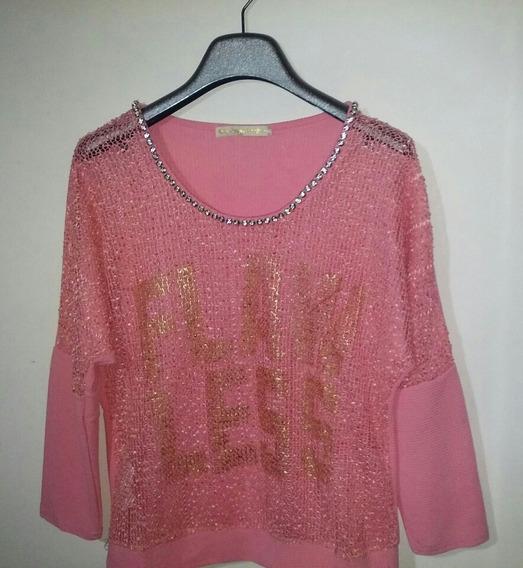 Vendo Sweaters Rosado.