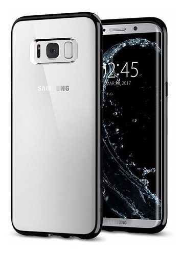 Capa Spigen Ultra Hybrid Para Galaxy S8 Plus 100% Original