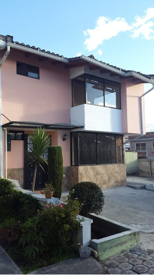 Arriendo Casa En Sangolquí