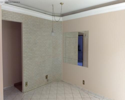 Imagem 1 de 6 de Apartamento À Venda No Edifício Residencial Vergueiro - Sorocaba/sp - Ap11113 - 68908801