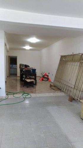 Sobrado Com 3 Dormitórios À Venda, 171 M² Por R$ 1.250.000,00 - Cidade Monções - São Paulo/sp - So4981