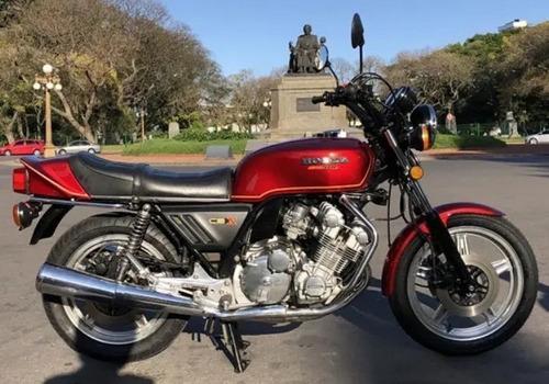 Honda Cbx 1047 Año 1979