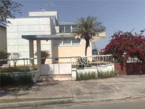Imagem 1 de 24 de Casa Com 3 Dormitórios À Venda, 351 M² Por R$ 1.500.000,00 - Condomínio Estância Marambaia - Vinhedo/sp - Ca0109