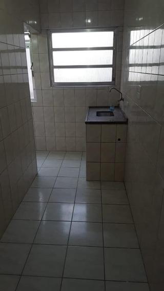 Kitnet Com 1 Dormitório Para Alugar, 35 M² Por R$ 1.000,00/mês - Ponta Da Praia - Santos/sp - Kn0468