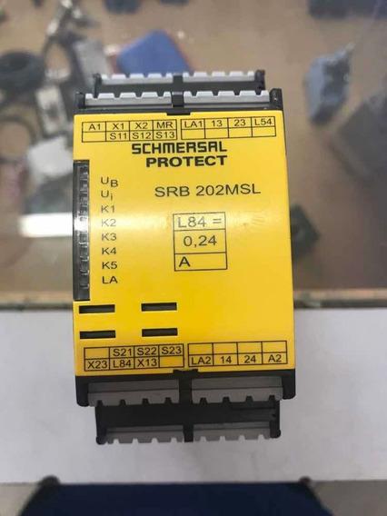 Rele De Segurança Srb-202msl Schimersal