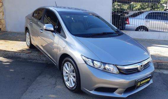 Honda Civic 1.8 Lxl Automático