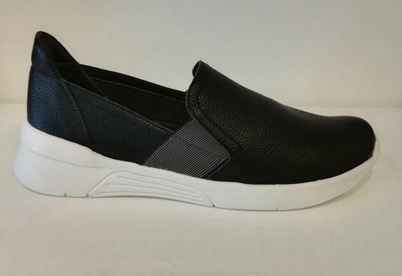 Zapatillas Mujer Negra Piccadilly Importada 970033