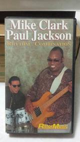 Vhs Mike Clark & Paul Jackson - Rythm Combination