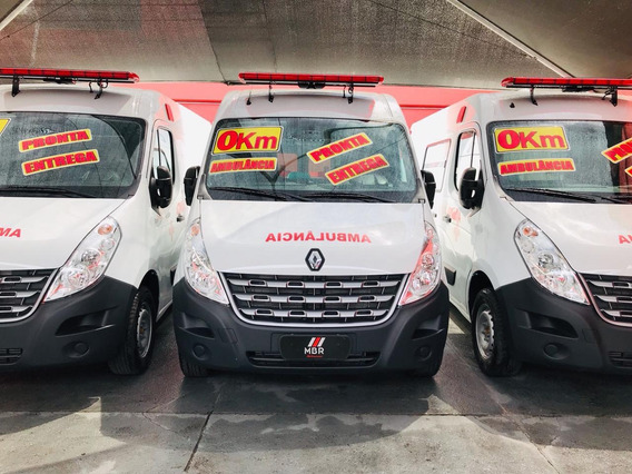 Renault Master Ambulancia Uti L2h2 2.3