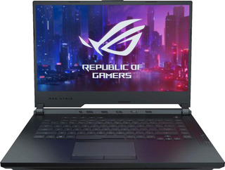 Notebook Asus Rog Gamer I7 9750h 8gb Fhd Ssd 512gb Gtx 1650